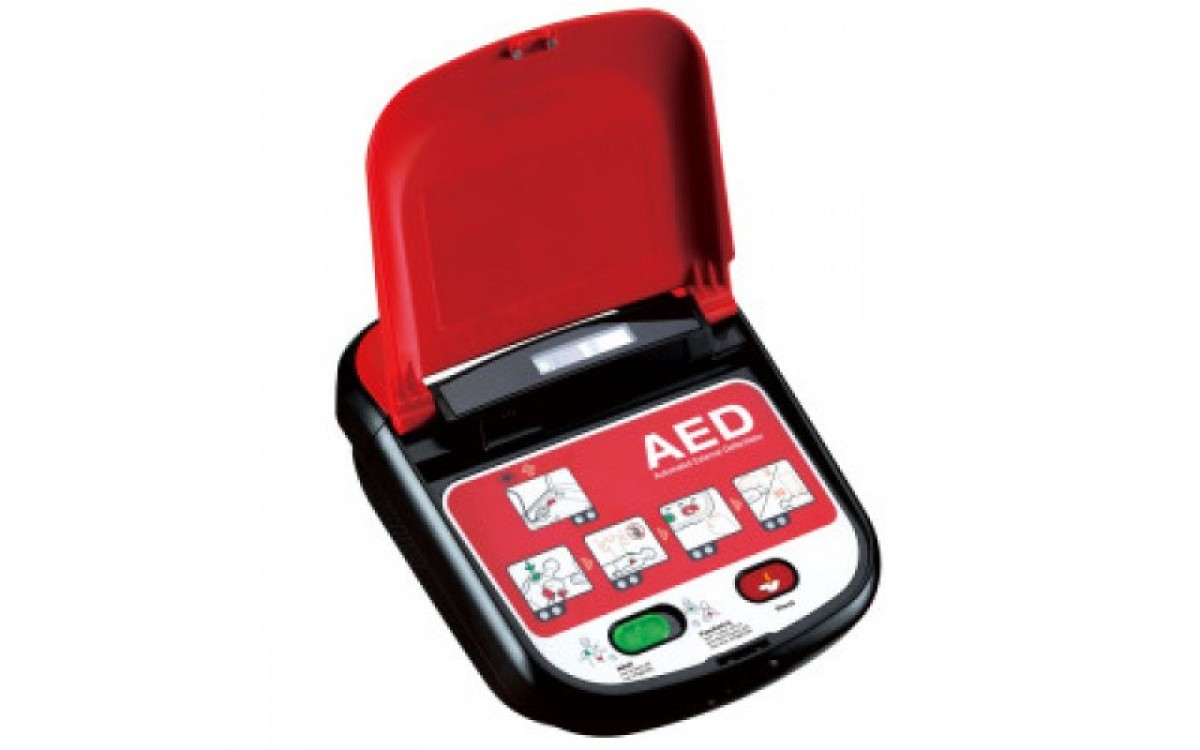 The Mediana HeartOn AED A15 Semi Automatic Defibrillator