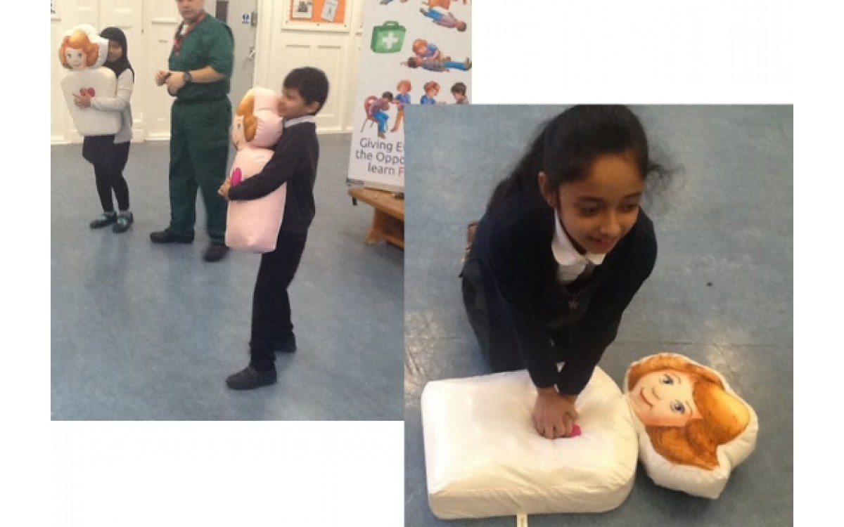 FAB! First Aid for Children