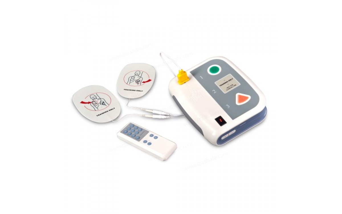 The Universal AED Practi-Trainer