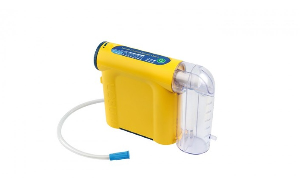 Laerdal Compact Suction Unit - Essential for any Care Environment
