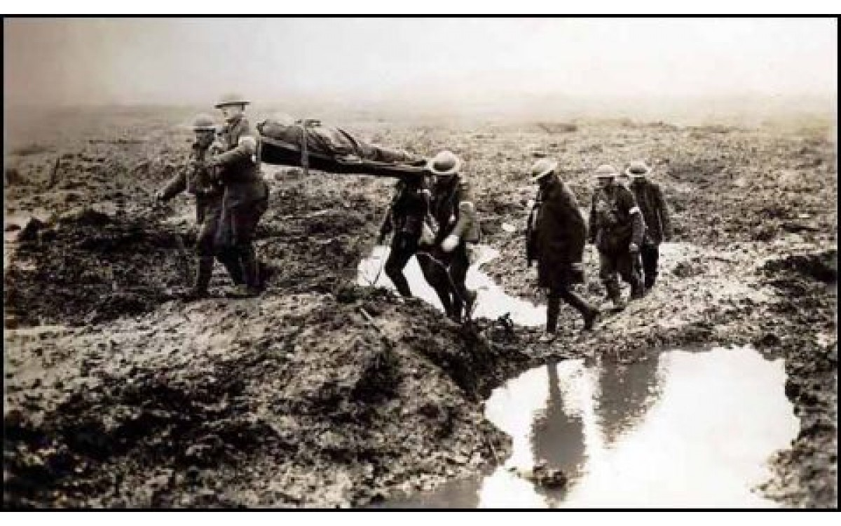 First Aid During World War 1: A Fight For Progress